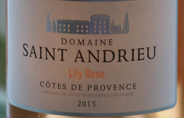 Domaine Saint Andrieu Lily Rose (2015)