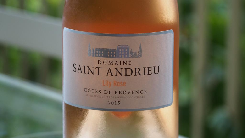 Domaine Saint Andrieu