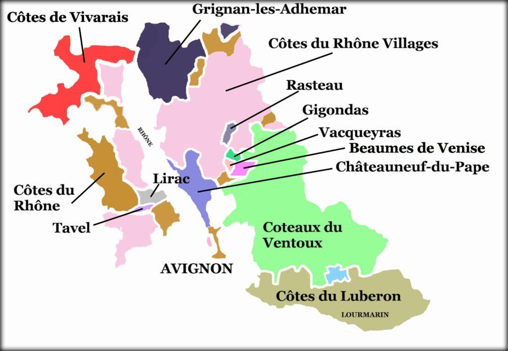 1-Southern Rhone Region