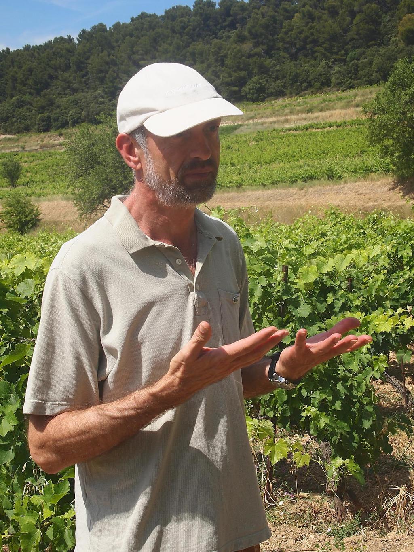 Le Clos De Caveau Pioneer In Organic Viticulture In Southern Rhone Valley Provence Winezine
