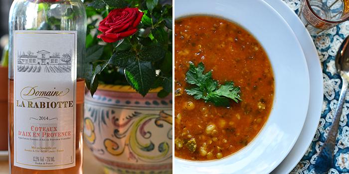 harira and rabiotte