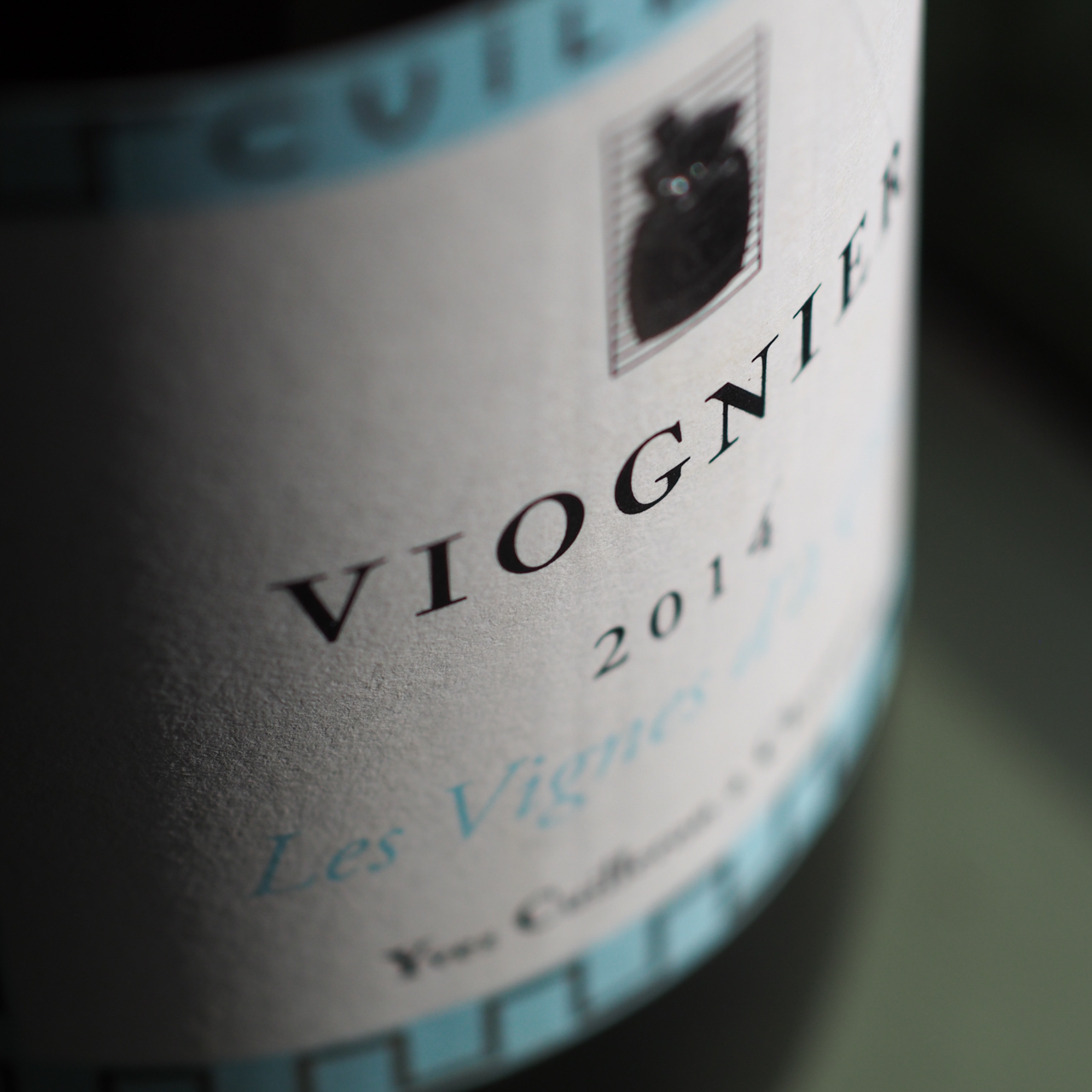 Yves Cuilleron Viognier (2013)