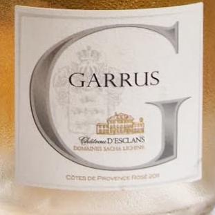 Château d'Esclans Garrus (2013)