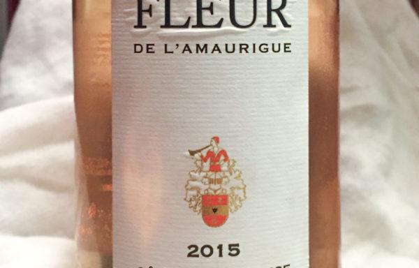 Domaine de l'Amaurigue Fleur de l'Amaurigue (2015)