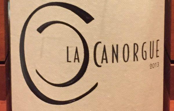 La Canorgue (2013)