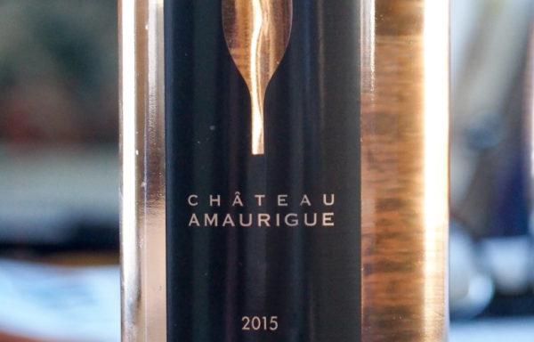 Château Amaurigue (2015)