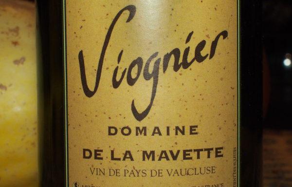 Domaine de la Mavette Viognier (2014)