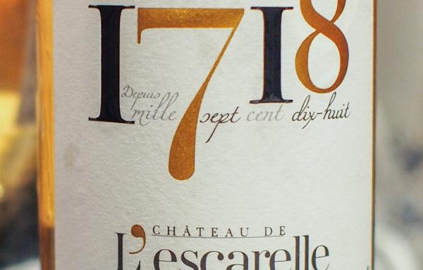 Château de l'Escarelle 1718 (2014)