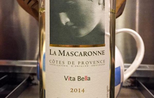 La Mascaronne Vita Bella (2014)