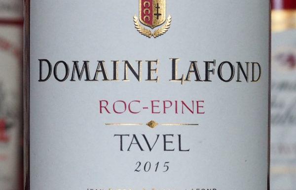 Domaine Lafond Roc-Epine (2015)