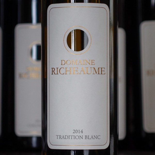 Domaine Richeaume Tradition Blanc 2014