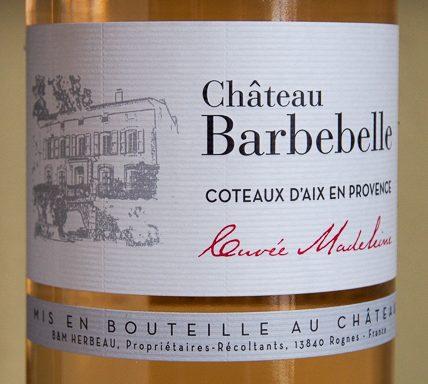 Chateau Barbebelle Cuvée Madeleine (2016)
