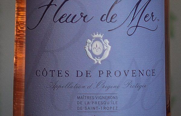 Mâitres Vignerons de la Presqu'Île de Saint-Tropez Fleur de Mer (2016)