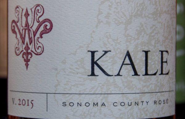 Kale Wines Rosé (2015)