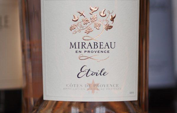 Mirabeau en Provence Étoile (2016)