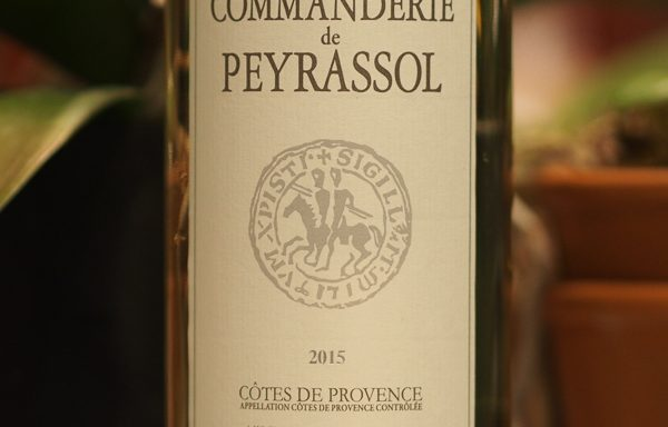 Commanderie de Peyrassol White (2015)