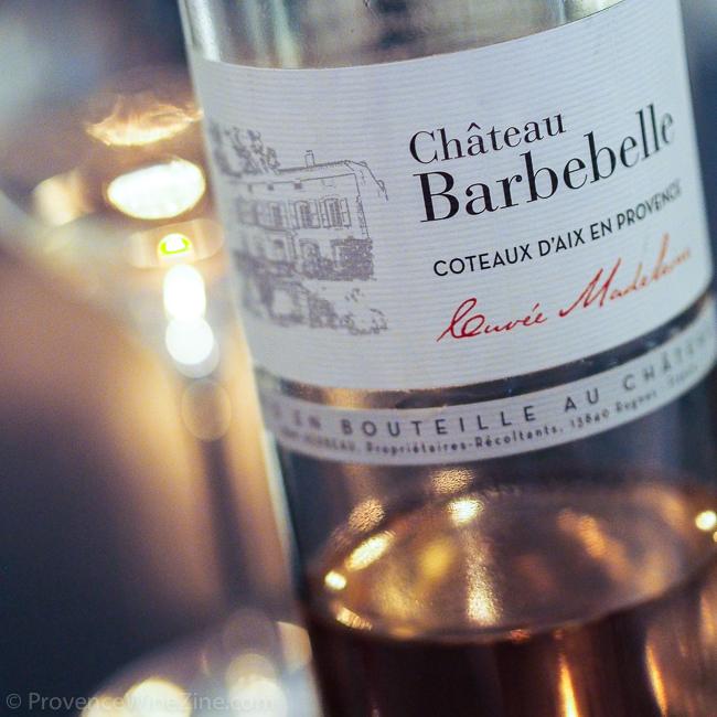Château Barbebelle Cuveé Madeleine