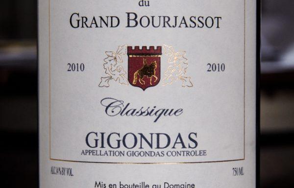 Domaine du Grand Bourjassot Classique Gigondas (2010)