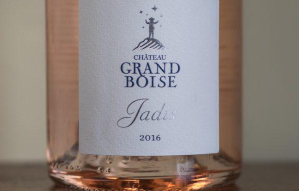 Château Grand Boise Jadis (2016)
