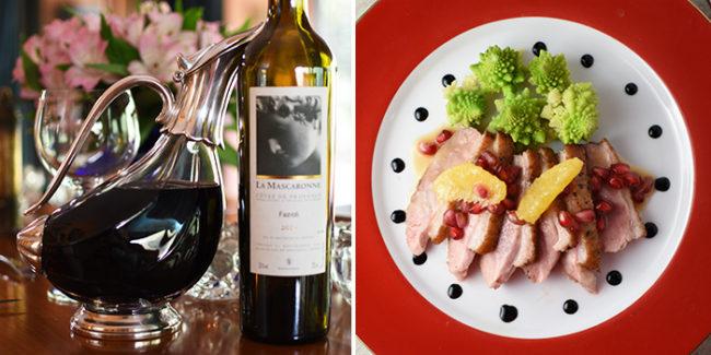 La Mascaronne Fazioli Wine