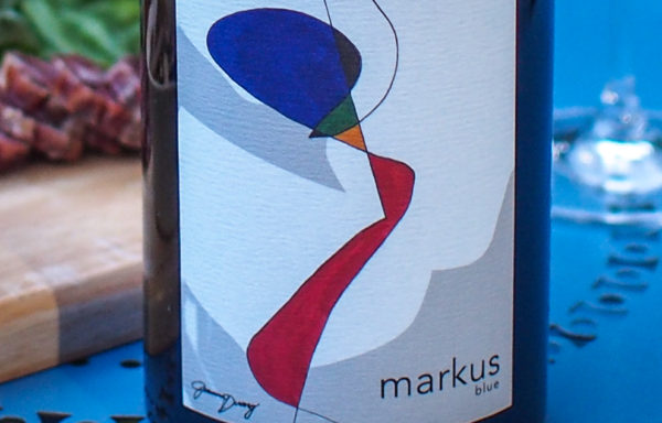 Markus Wines Blue (2015)